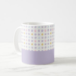 Dots and Pastels Mug