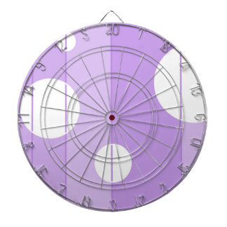 Dots and Stripes in FairytalePurple Dartboards