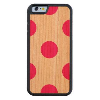 DOTS - COTTON CANDY ~ CHERRY iPhone 6 BUMPER CASE