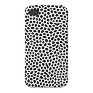 Dots Cover For iPhone 4