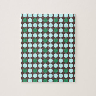 dots pattern background abstract texture circle ro jigsaw puzzle