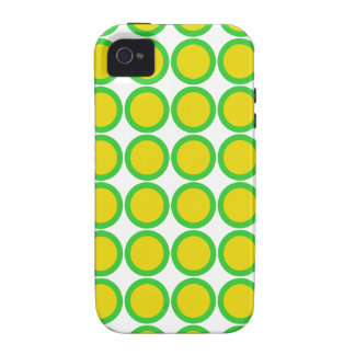 DOTS.png Vibe iPhone 4 Covers