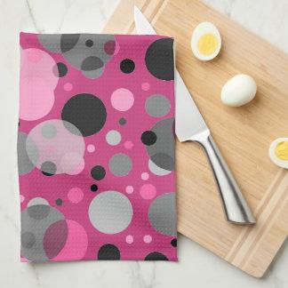 Dots Tea Towel