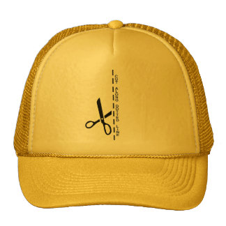 Dotted Line Cap