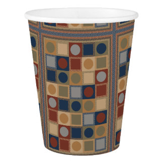 Dotted PAPER CUPS