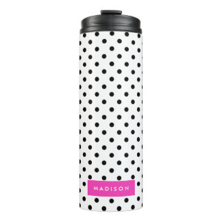 Dotted Thermal Tumbler