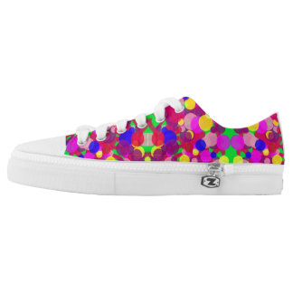 Dotty Printed Shoes