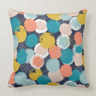 Dotty Spot Pattern Cushion