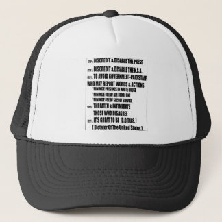 DOTUS TRUCKER HAT