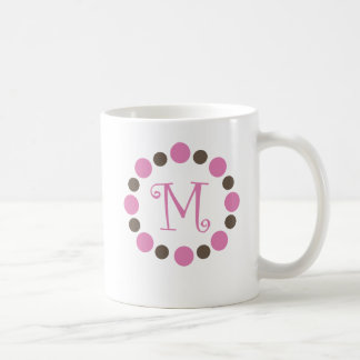 Dotz Initial Mug M