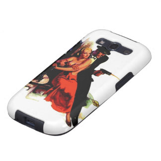 Double Action Gang iPhone case Galaxy SIII Cover