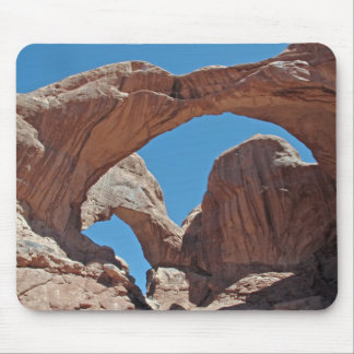 Double Arches Mouse Pad