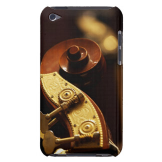 Double bass headstock 2 iPod touch covers