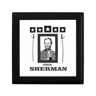 double blade Sherman cw Small Square Gift Box