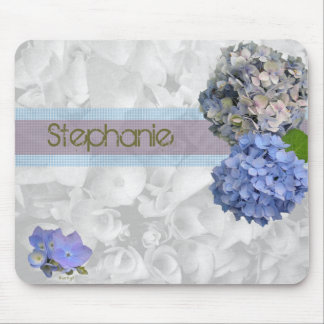 Double Bloom Gift Mouse Pad
