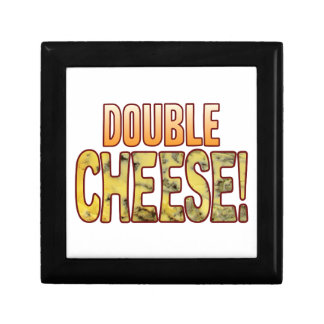 Double Blue Cheese Small Square Gift Box