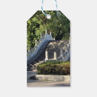 Double bridges, Guilin, China Gift Tags