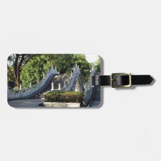 Double bridges, Guilin, China Luggage Tag