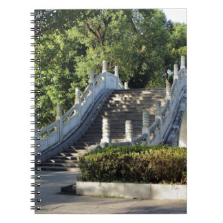 Double bridges, Guilin, China Notebooks