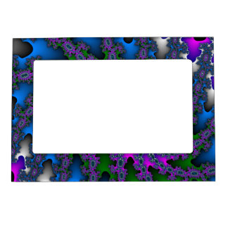 Double Burst Picture Frame