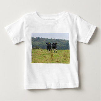 Double Cattle Troube Baby T-Shirt