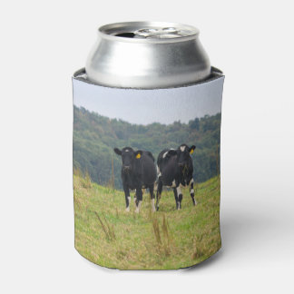 Double Cattle Troube Can Cooler