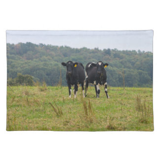 Double Cattle Troube Placemat