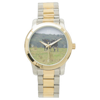Double Cattle Troube Watch