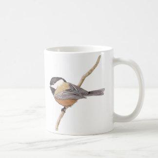 Double Chickadee Mug
