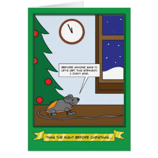 Double Clicked Christmas Card! Card