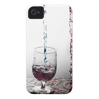 Double Cocktail Pour Case-Mate iPhone 4 Cases