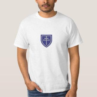 double cross tshirt