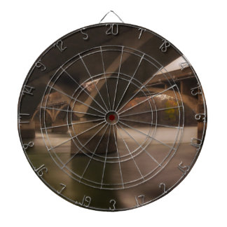 Double Crossing Dartboard