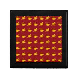 Double Crown Pattern Gift Box