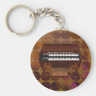 Double Decker Organ: 3D Model: Keychain