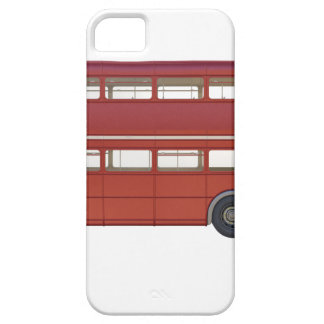 Double Decker Red Bus Barely There iPhone 5 Case