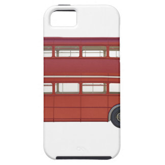 Double Decker Red Bus iPhone 5 Covers