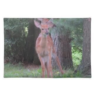 Double Deer Placemat