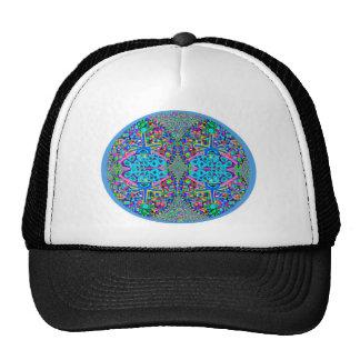 Double Diamond Blue Hearts V6 Cap
