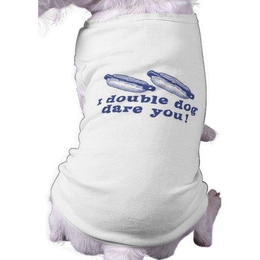 Double Dog Dare Doggie Tshirt