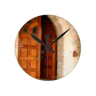 Double Door Clocks