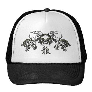 Double Dragon T-shirts Mesh Hats
