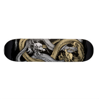 Double Dragons, Skateboard