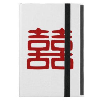 Double Happiness • Elegant iPad Mini Covers