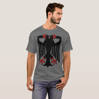 Double Headed Eagle Crest T-Shirt