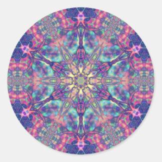 Double Hexagram of Panspermia  Stickers