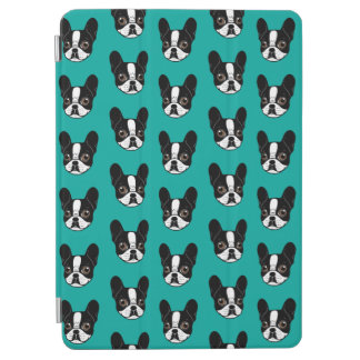 Double Hooded Pied French Bulldog Puppy iPad Air Cover