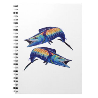 DOUBLE HOOK UP NOTEBOOKS