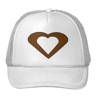 Double Love Heart Cap