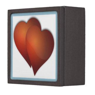 DOUBLE LOVE PREMIUM TRINKET BOX